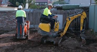 excavation contractors