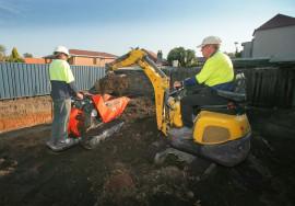 excavation TFR