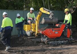 land exxcavation