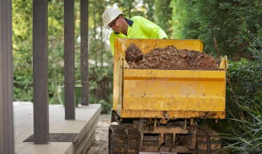 Tight FIx Excavation Demo